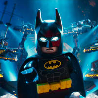 Batman (Will Arnett) in The LEGO Batman Movie