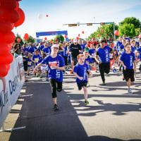 Children's Health presents Alliance Data Red Balloon Run & Ride