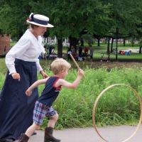 Dallas Heritage Village presents Spring Fling: Jumbo Fun