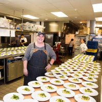 UTHealth Children's Learning Institute's fifth annual tasting dinner, chef Brandi Key