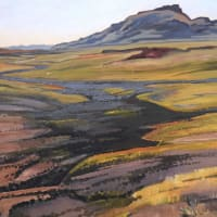 "William Reaves | Sarah Foltz Fine Art presents ""Mary Baxter: Painting Far West Texas"" opening reception"