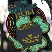 The Virtual Race Calendar presents The Luckiest Run