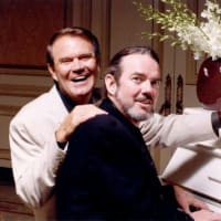 Glen Campbell and Jimmy Webb