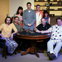Pearland Theatre Guild presents The Odd Couple