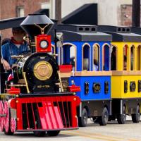 Rosenberg Railroad Museum 2017 RailFest