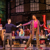Kinky Boots national tour 2017