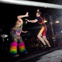 Market Square Park presents Doomsday Wrestling Live