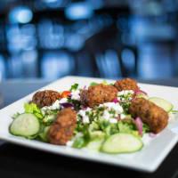 Falafel at Cafe Izmir