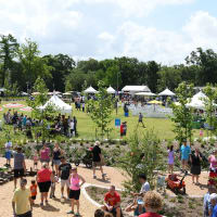 Evelyn's Park Conservancy presents Dining By Fireflies