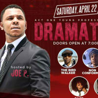 The Ensemble Theatre Act One Young Professionals presents 6th Annual <i>Drama-try: A Dramatic Night of Poetry</i>