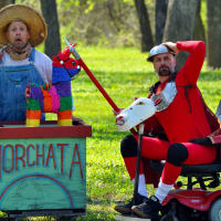 Shakespeare Dallas presents Quixote