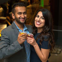Houston, CultureMap Tastemakers, April 2017, Pooja Gidwani, Akhil Khosla.