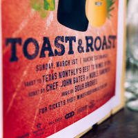 The Wine & Food Foundation of Texas presents 2nd Annual Toast & Roast