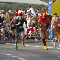 ThunderCloud Subs Turkey Trot 2015