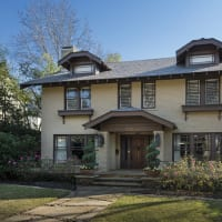 Home of Jana & Hadley Paul for The 2016 Historic Home Tour