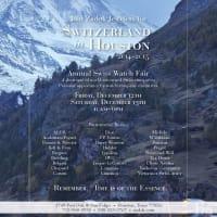 "Zadok Jewelers hosts ""Switzerland in Houston"""