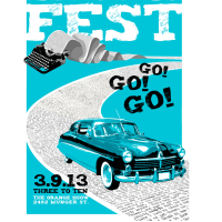 Kerouac Fest 2013