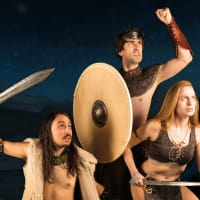 The Hideout Theatre presents Savage Swords