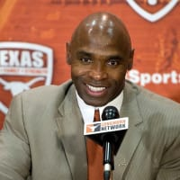Houston, hottest college football coach in Texas, August 2015, Charlie Strong