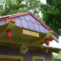 Austin Funky Chicken Coop Tour