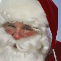 Frost Bank presents Cookies With Santa!