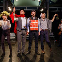 The London Stage presents A Midsummer's Night Dream
