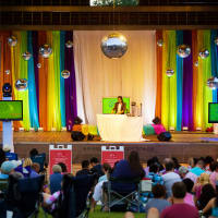 Discovery Green presents Rainbow on the Green