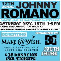 17th Annual Johnny Romano Skate Jam