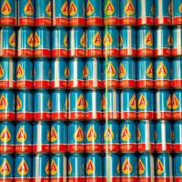 Austin Photo Set: News_Joelle_Austin Beerworks_feb 2012_blue cans