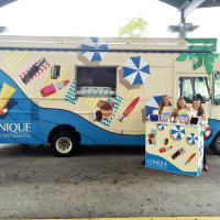 Clinique presents Summer in Clinique Food Truck