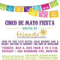 """Friends of DePelchin's """"Cinco de Mayo Fiesta"""""""