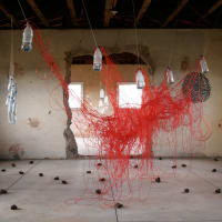 Art opening reception: Tony Feher: Free Fall