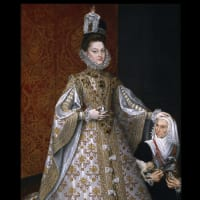 MFAH Prado audio-photo essay, December 2012, Sánchez Coello, The Infanta Isabel Clara Eugenia