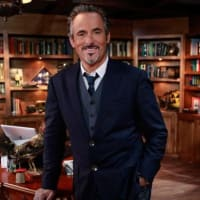 CBS sportscaster David Feherty