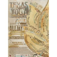 Fourth Annual Texas Yoga Conference