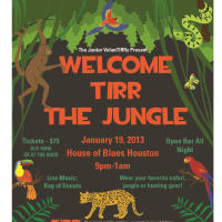 """Junior VolunTIRRs' Seventh Annual """"Welcome TIRR the Jungle"""""""
