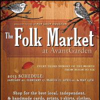 Folk Market at AvantGarden