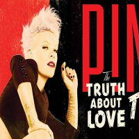"P!nk in concert: ""The Truth About Love Tour"""