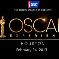 Oscar Experience Houston 2013 Gala benefiting the American Cancer Society