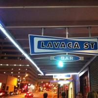 Austin Photo: Places_food_lavaca street bar_exterior