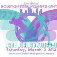 Houston Area Women's Center 's 25th Annual Race Against Violence