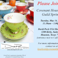 "Covenant House Texas Guild's ""Spring Tea"""