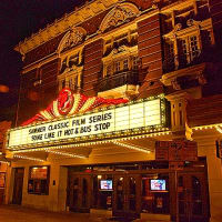 Austin Photo: Places_Arts_Paramount_Theatre_Exterior