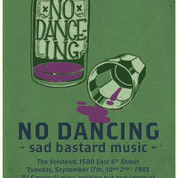 No Dancing Sad bastard music