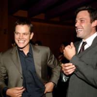 Matt Damon & Ben