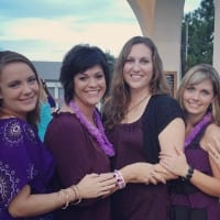"Haak Vineyards & Winery's ""Girls Night Out – Safari Theme"""