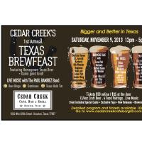 Houston Beer Week 2013: First Annual Brew Feast