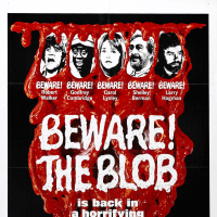 poster for Son of Blob or Beware! The Blob for Austin Film Society