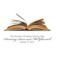 Friends of Fondren Library 34th Annual Gala