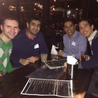 Lambda NextGen Houston March Happy Hour